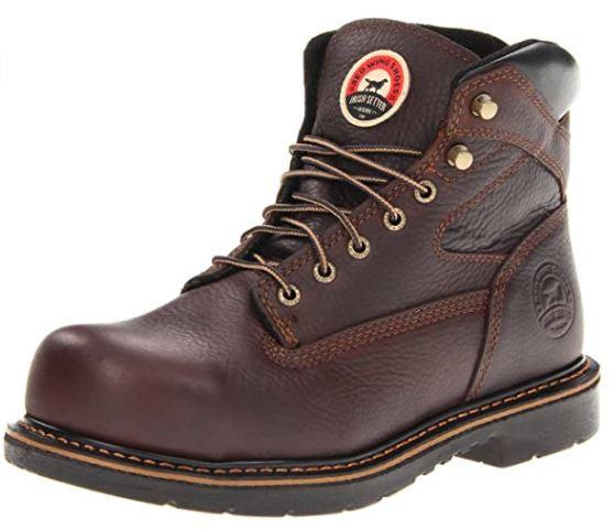 Irish Setter Men's Steel Toe Work Boot