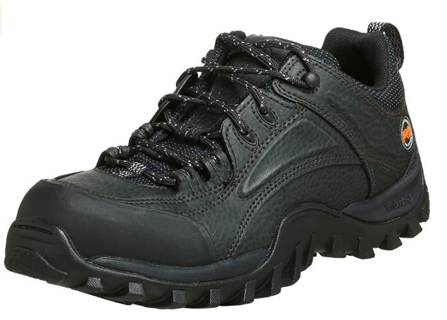 6 Timberland PRO Mens Mudsill Low Steel Toe Lace Up