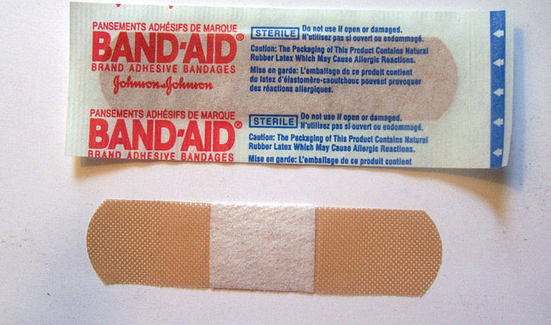 How To Break In Cowboy Boots band aid