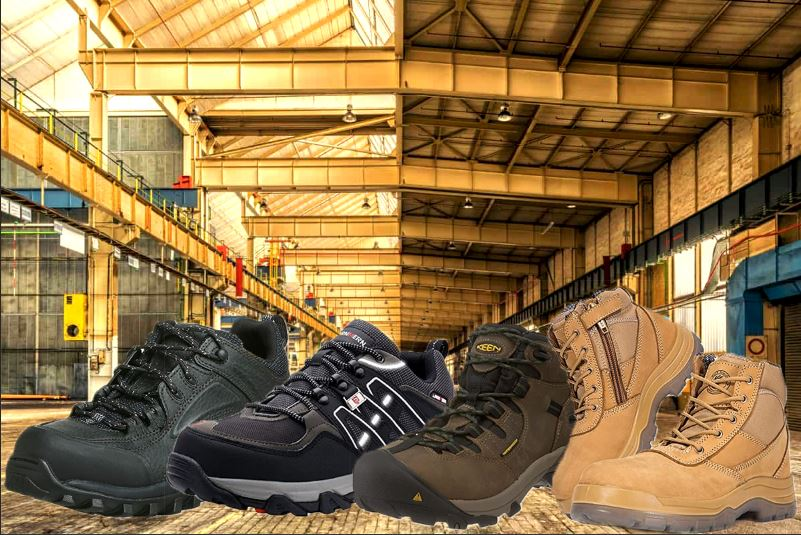 Best Shoes For Warehouse Work feature photo