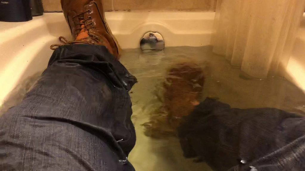 How To Break In Cowboy Boots using simply water