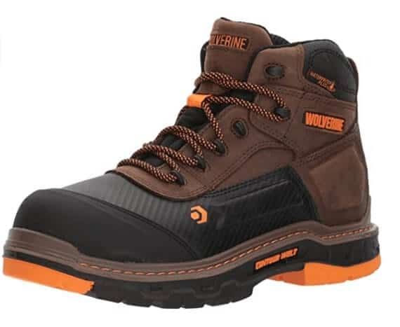 wolverine roofing boot