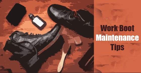 how to do Work boot maintenance