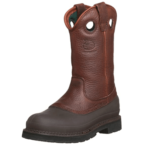 Georgia Boot Men's Muddog Waterproof Steel-Toe Work Boot