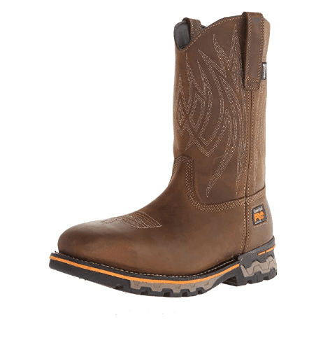 Timberland PRO Pull-On Square-Toe Work Boot