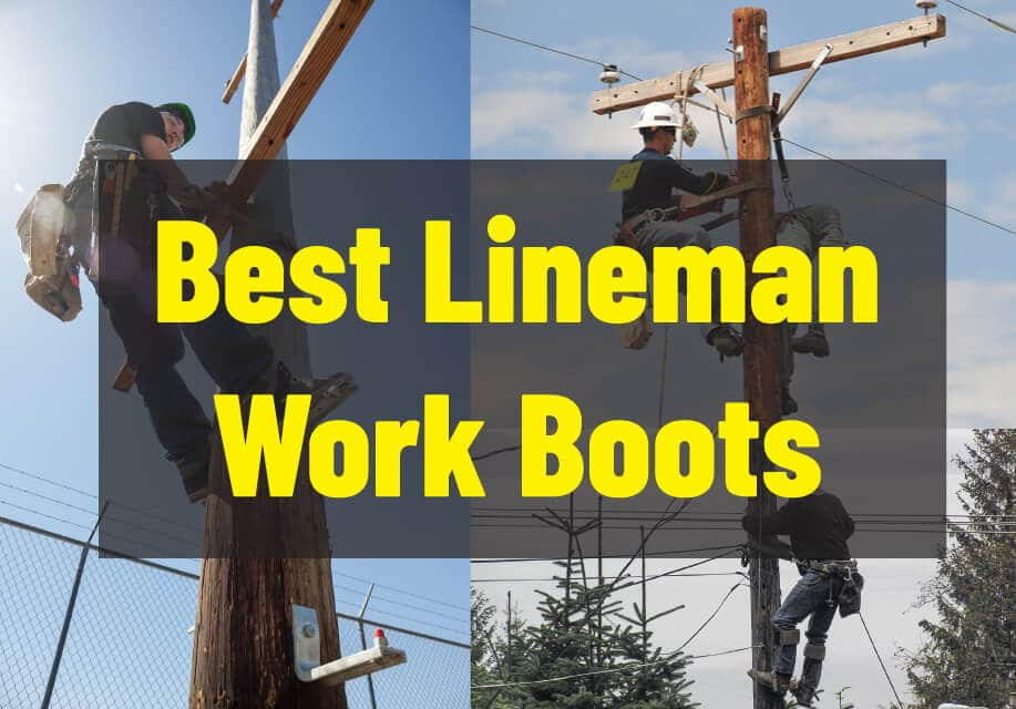 Best-Lineman-and-logger-Work-Boots