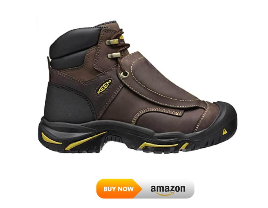 good metatarsal work boots for men