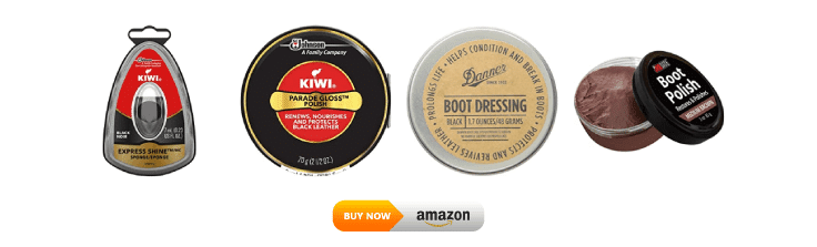 boot polishes for leather boots