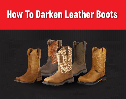 how-to-darken-leather-boots