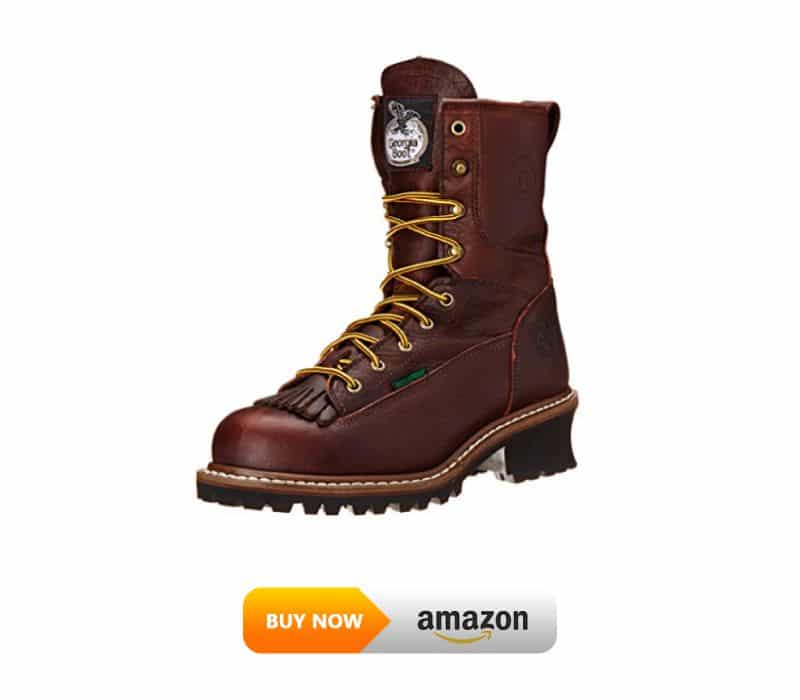 best Safety Toe Logger Boot