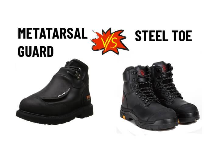 Metatarsal Vs Steel Toe Boots review
