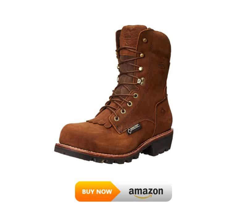Wolverine Mens W05523 Chesapeake logger Boot