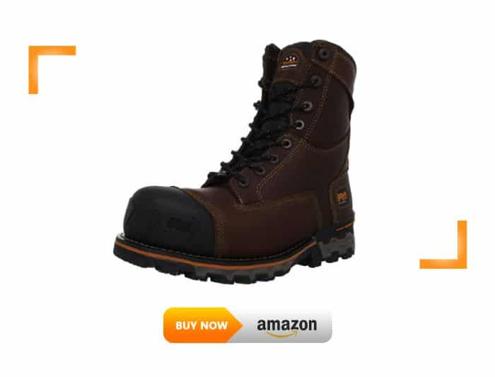 Timberland PRO Boondock Waterproof Work Boot