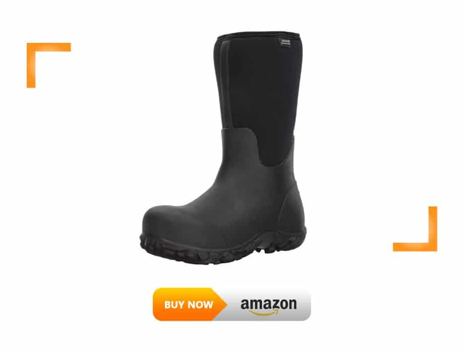 Bogs Workman Waterproof Insulated Composite Toe Work Rain Boots