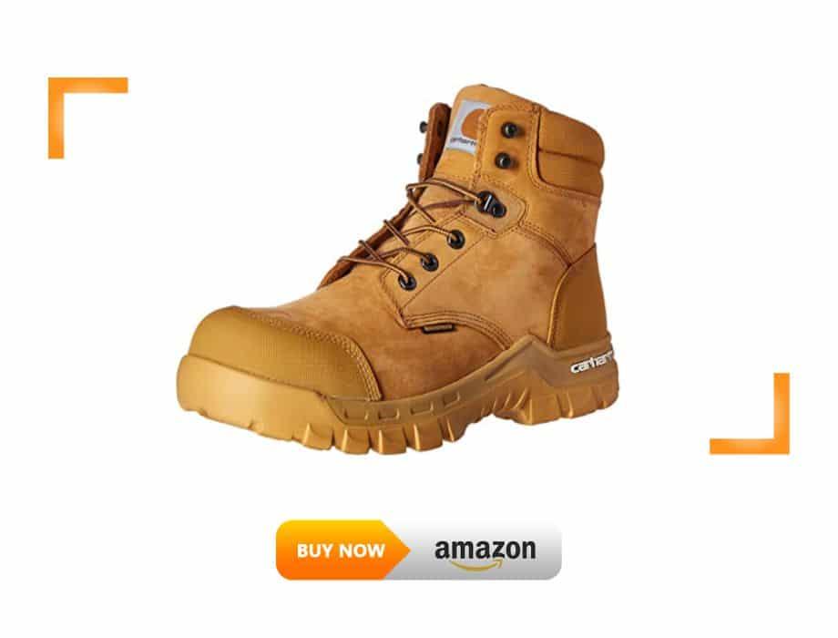 Carhartt Rugged best composite work boot