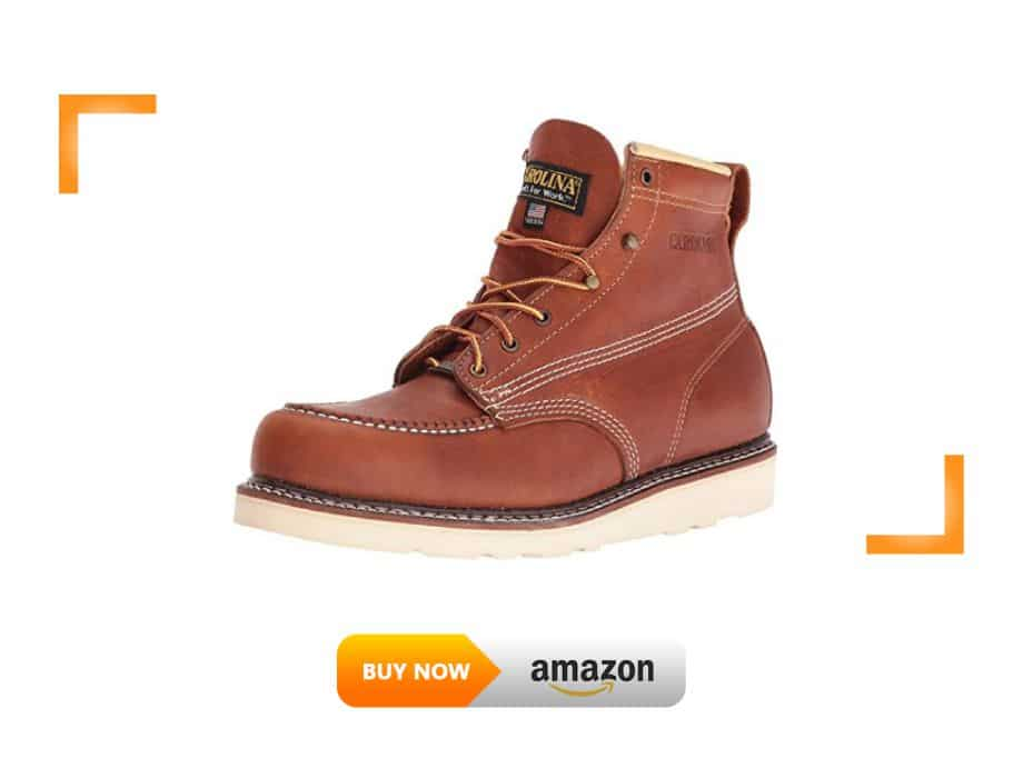 carolina-Steel-Toe-Boots-For-Standing-All-Day